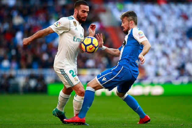 5 điểm nhấn Real Madrid 7-1 Derpotivo: Ronaldo ghi bàn, nhưng mấy ai vui? - Bóng Đá