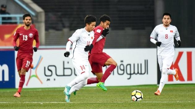 5 điểm nhấn U23 Việt Nam 2-2 U23 Qatar: Nghiêng mình trước bản lĩnh U23 Việt Nam - Bóng Đá