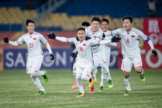 Báo chí châu Âu cũng phát sốt về đội tuyển U23 Việt Nam - Bóng Đá