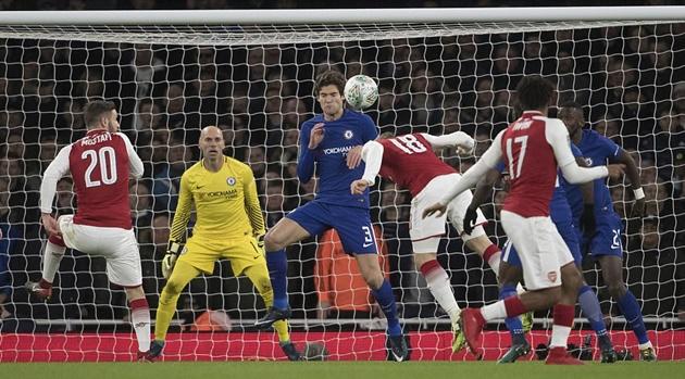 Chấm điểm Arsenal: Người hùng ít ai ngờ - Bóng Đá