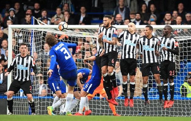 Chấm điểm Chelsea: Batshuayi khiến Conte tạm an lòng - Bóng Đá