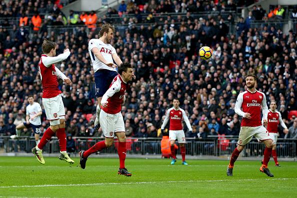 TRỰC TIẾP Tottenham 1-0 Arsenal: Kane nổ súng (H2) - Bóng Đá