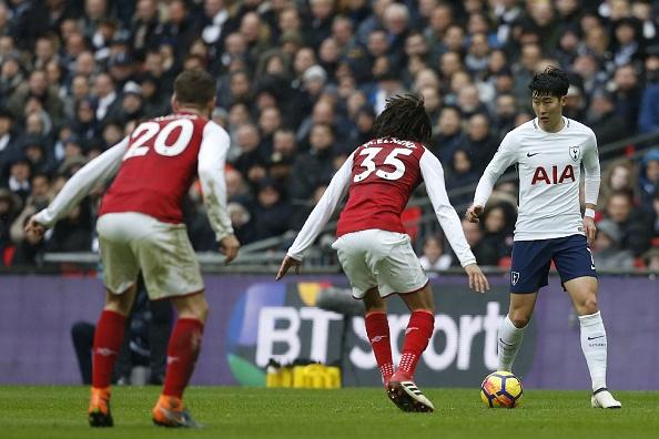 TRỰC TIẾP Tottenham 0-0 Arsenal: Mkhitaryan chơi dưới sức (H1) - Bóng Đá