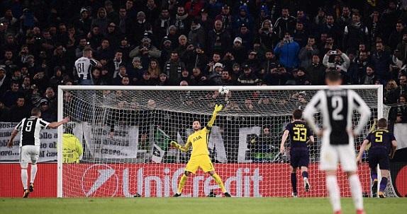 5 điểm nhấn Juventus 2-2 Tottenham: Công tội đều ở Higuain  - Bóng Đá