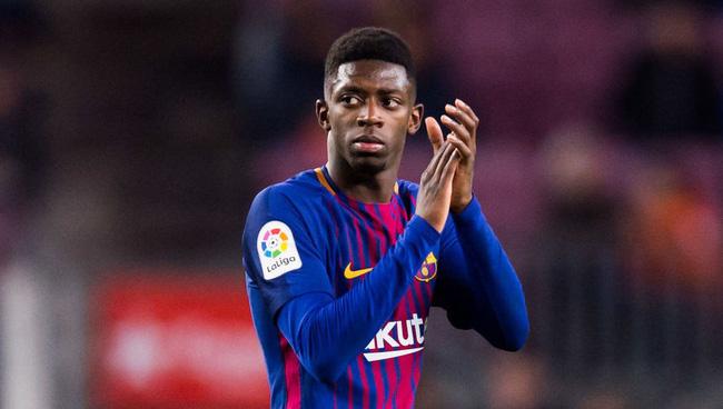 NÓNG: Ousmane Dembele không được lòng Ernesto Valverde - Bóng Đá