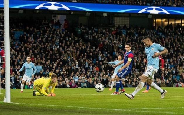 Thiếu động lực thi đấu, Man City bị Basel đả bại ngay tại Etihad - Bóng Đá
