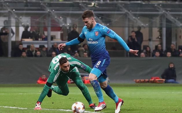 Với Henrikh Mkhitaryan, Arsenal đang sở hữu