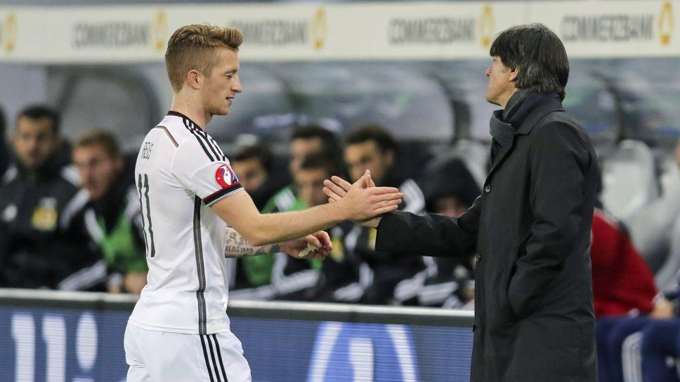 Reus: Tôi đã khỏe mạnh và sẵn sàng cho World Cup - Bóng Đá