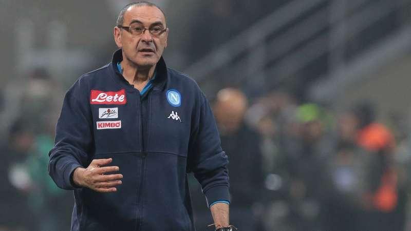Maurizio Sarri kêu gọi cầu thủ Napoli giữ vững tinh thần chiến đấu - Bóng Đá