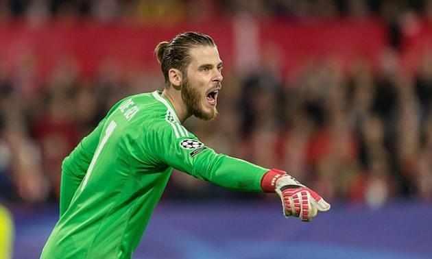 Mourinho cảnh báo Real: Đừng mơ động đến De Gea - Bóng Đá