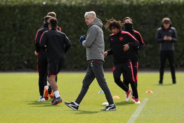Arsene Wenger cảnh báo học trò không được chủ quan - Bóng Đá