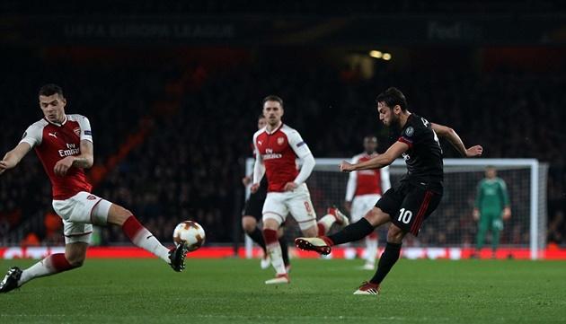 5 điểm nhấn Arsenal 3-1 AC Milan: Trọng tài giết chết trận đấu - Bóng Đá