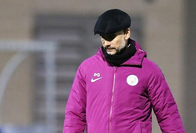 Tiết lộ sốc về bài tập kiểm soát bóng của Pep Guardiola - Bóng Đá