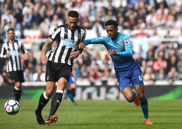 5 điểm nhấn Newcastle 2-1 Arsenal: Ngày Wenger