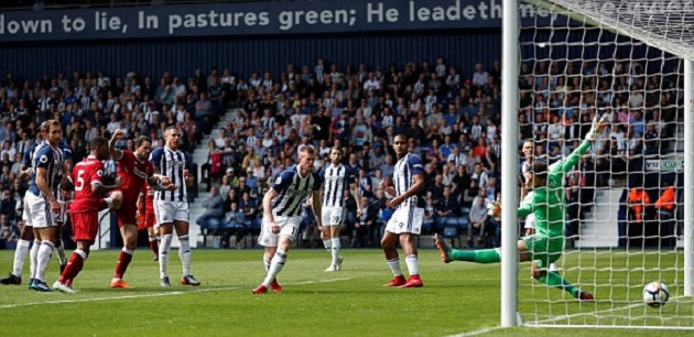 TRỰC TIẾP West Brom 0-1 Liverpool: Chủ nhà vùng lên (H1) - Bóng Đá