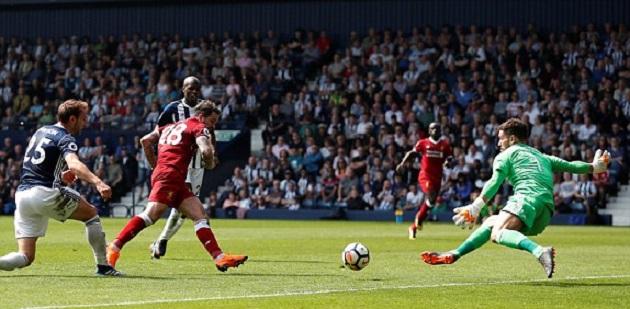 TRỰC TIẾP West Brom 0-1 Liverpool: Ings bỏ lỡ cơ hội mười mươi (H2) - Bóng Đá