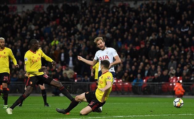 5 điểm nhấn Tottenham 2-0 Watford: Kane vẫn mơ