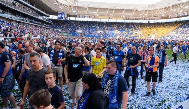 Vòng cuối Bundesliga: Nghẹt thở vé dự Champions League, Wolfsburg cận kề