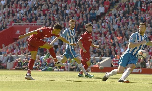 5 điểm nhấn Liverpool 4-0 Brighton: Salah làm điều chưa từng có, Lovren đập tan chỉ trích - Bóng Đá