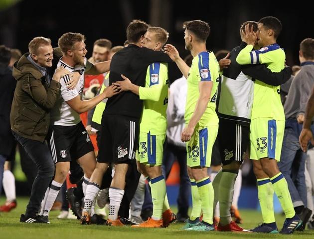 Ngược dòng hoàn hảo Derby, Fulham ngày càng gần Premier League - Bóng Đá