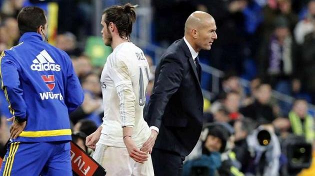 Quyết định nào của Perez khiến Zidane phải từ chức? - Bóng Đá