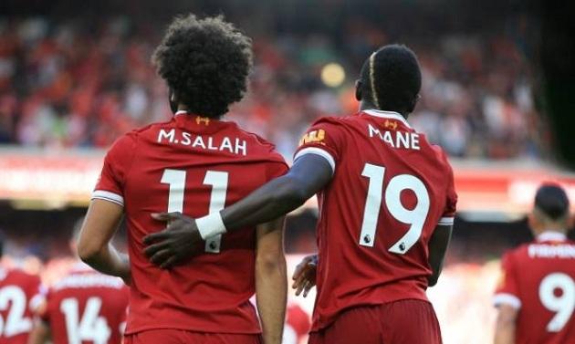 Đội hình châu Phi kết hợp: Bay trên đôi cánh của Liverpool - Bóng Đá