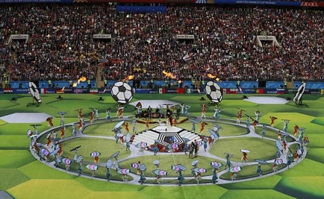 TRỰC TIẾP Nga vs Saudi Arabia: Đội hình ra sân  - Bóng Đá
