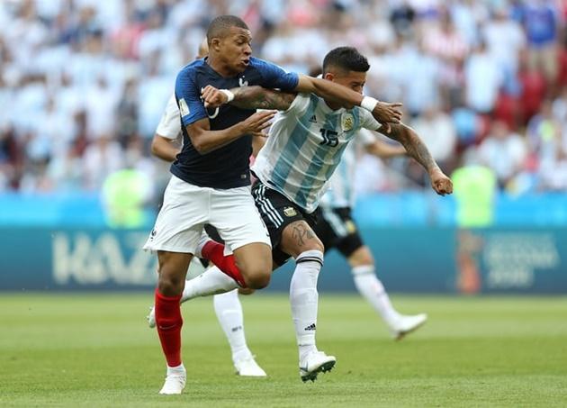 5 điểm nhấn Pháp 4-3 Argentina: Kante