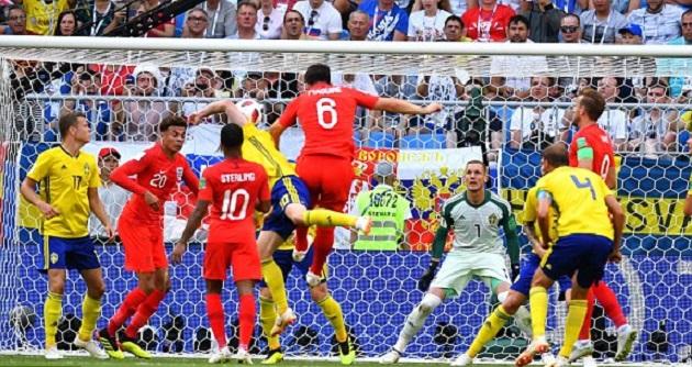 5 điểm nhấn Thụy Điển 0-2 Anh: Southgate thành công nhờ... bóng rổ, Sterling dính vận đen - Bóng Đá