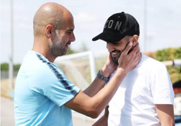 Pep Guardiola phản ứng thế nào với tân binh 60 triệu bảng của Man City? - Bóng Đá