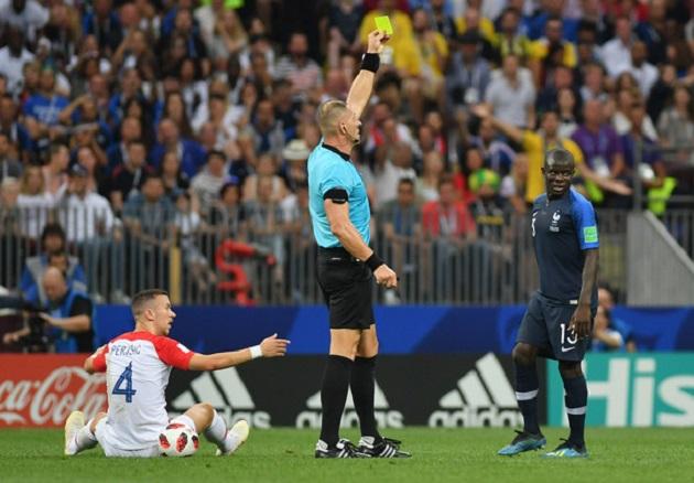 Deschamps và quyết định thiên tài đảo chiều cục diện Pháp - Croatia - Bóng Đá