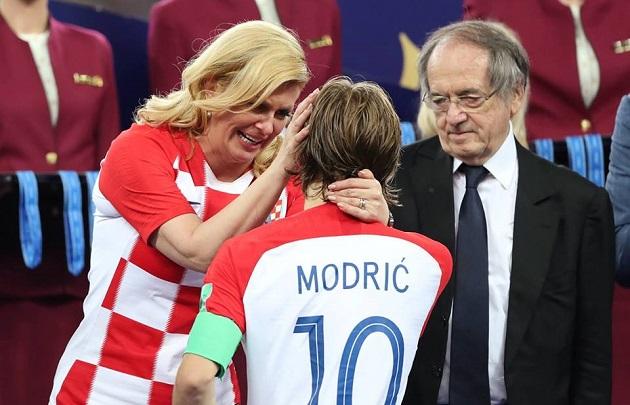 Khóc làm chi, Croatia! Bóng đá là trò chơi của khoảnh khắc - Bóng Đá