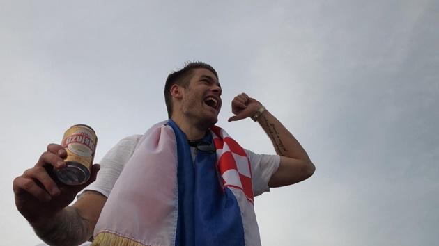 10% dân số Croatia xuống đường chào đón đội tuyển về nhà - Bóng Đá