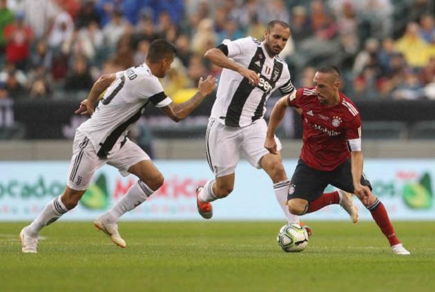 5 điểm nhấn Juventus 2-0 Bayern Munich: Allegri trình làng
