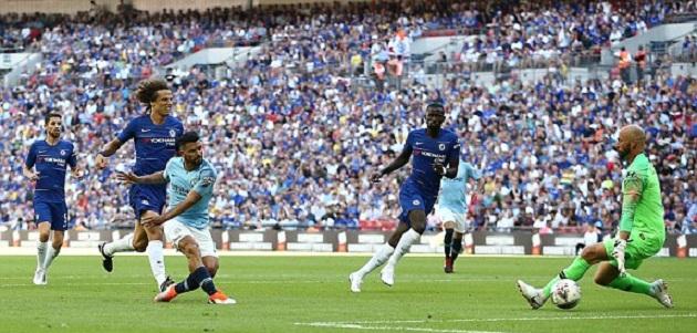 5 điểm nhấn Chelsea 0-2 Man City: Sai lầm chí mạng của Sarri, Aguero xứng đáng được dựng tượng - Bóng Đá