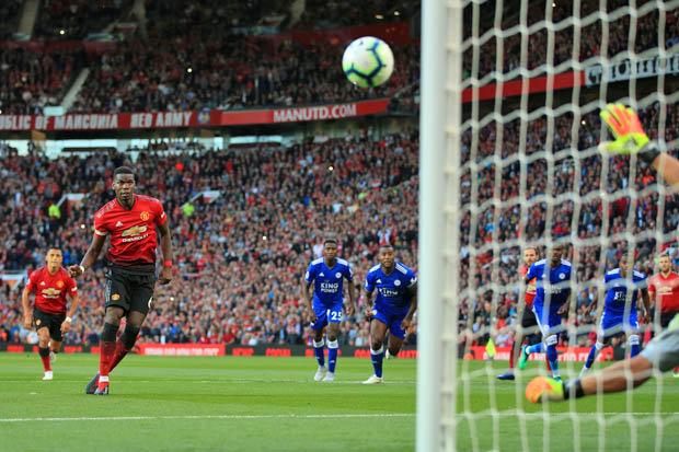 Man Utd 2-1 Leicester: Khi niềm tin được đặt đúng chỗ - Bóng Đá