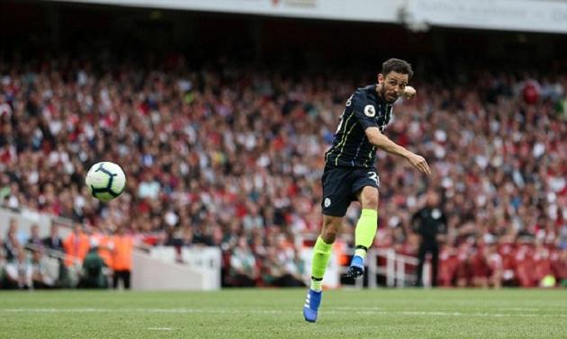 TRỰC TIẾP Arsenal 0-2 Man City: Gáo nước lạnh thứ hai cho Pháo thủ (H2) - Bóng Đá