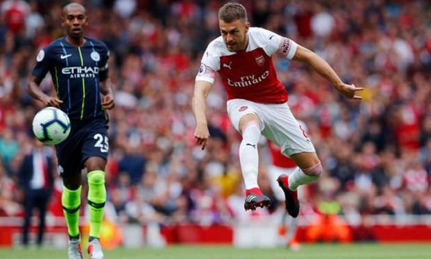TRỰC TIẾP Arsenal 0-0 Man City: Ăn miếng trả miếng (H1) - Bóng Đá