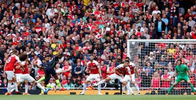 TRỰC TIẾP Arsenal 0-1 Man City: Sterling lên tiếng (H1) - Bóng Đá