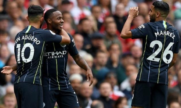 TRỰC TIẾP Arsenal 0-1 Man City: Man City pressing quá hay (H1) - Bóng Đá