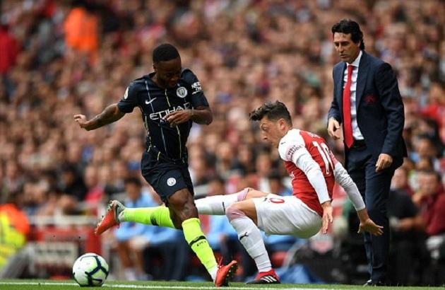 TRỰC TIẾP Arsenal 0-1 Man City: Pháo thủ vùng lên (H1) - Bóng Đá