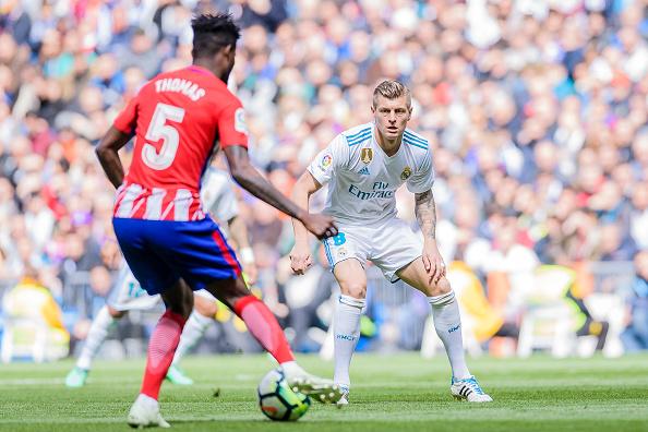 5 cặp đối đầu quyết định derby Madrid: Courtois đụng độ đồng đội cũ - Bóng Đá