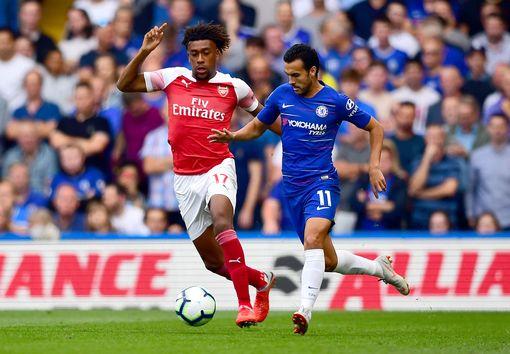 TRỰC TIẾP Chelsea 1-0 Arsenal: Pedro trừng phạt Pháo thủ (H1) - Bóng Đá