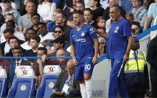 5 điểm nhấn Chelsea 3-2 Arsenal: Những quyết định thiên tài của Sarri, Emery không khác gì Wenger - Bóng Đá