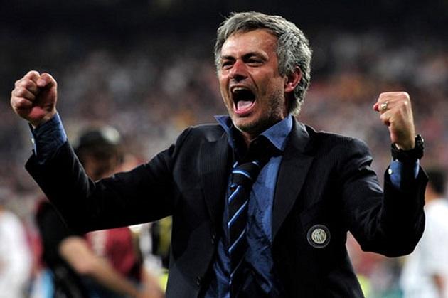 Mourinho chưa bao giờ là