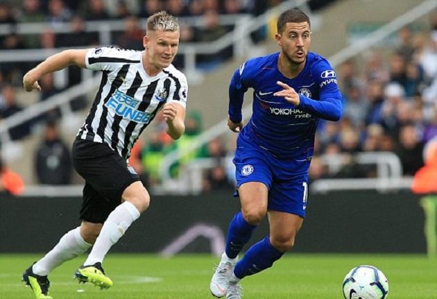 TRỰC TIẾP Newcastle 0-0 Chelsea: Hazard suýt mở tỉ số (H1) - Bóng Đá