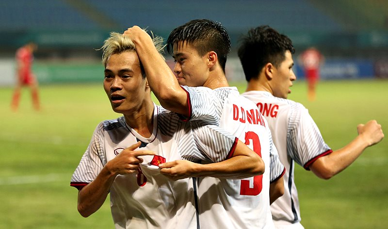 Olympic Việt Nam: Thành công từ những điều giản dị nhất - Bóng Đá