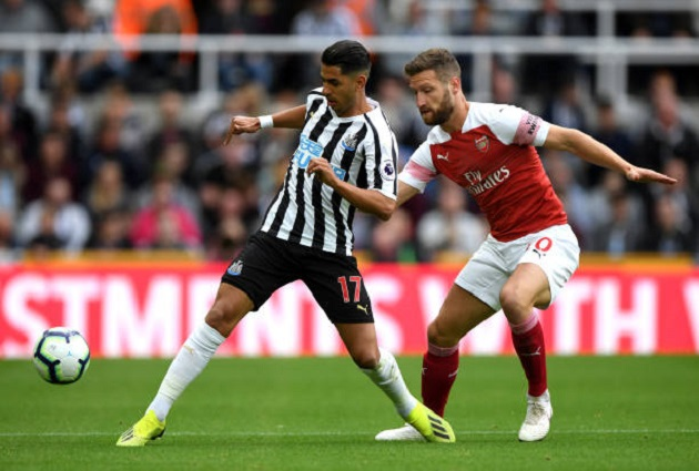 TRỰC TIẾP Newcastle 0-0 Arsenal: Song sát Auba-Laca xung trận (H1) - Bóng Đá