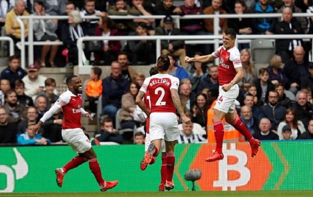 TRỰC TIẾP Newcastle 0-1 Arsenal: Xhaka lập siêu phẩm (H2) - Bóng Đá
