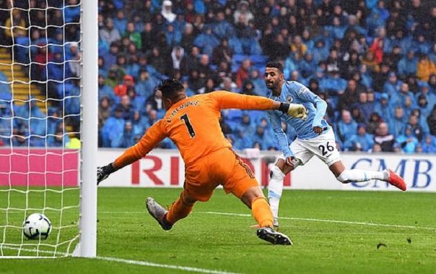 5 điểm nhấn Cardiff 0-5 Man City: Kỉ lục gia Aguero, Chân giá trị của Mahrez - Bóng Đá
